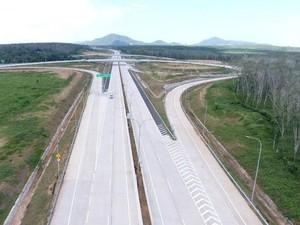 Akhir Tahun, 41 Km Tol dari Kualanamu-Sei Rampah Siap Beroperasi