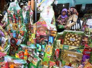 BPOM Pantau Pasar Parsel Lebaran di Cikini