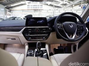 BMW Seri 5 Terbaru, Apa Saja Keunggulannya?