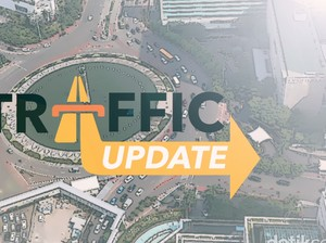 Traffic Update: Gas Alam Cimanggis Macet, Nagreg Lancar