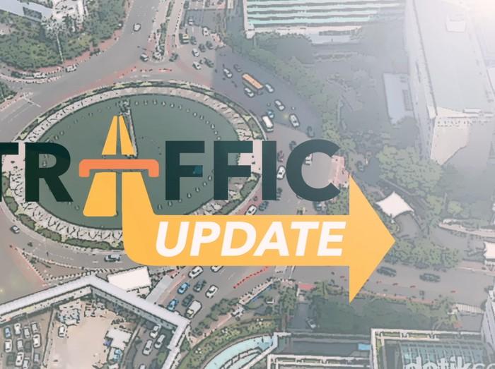 Traffic Update: Ciawi ke Sukabumi Macet, Simpang Jomin Lancar