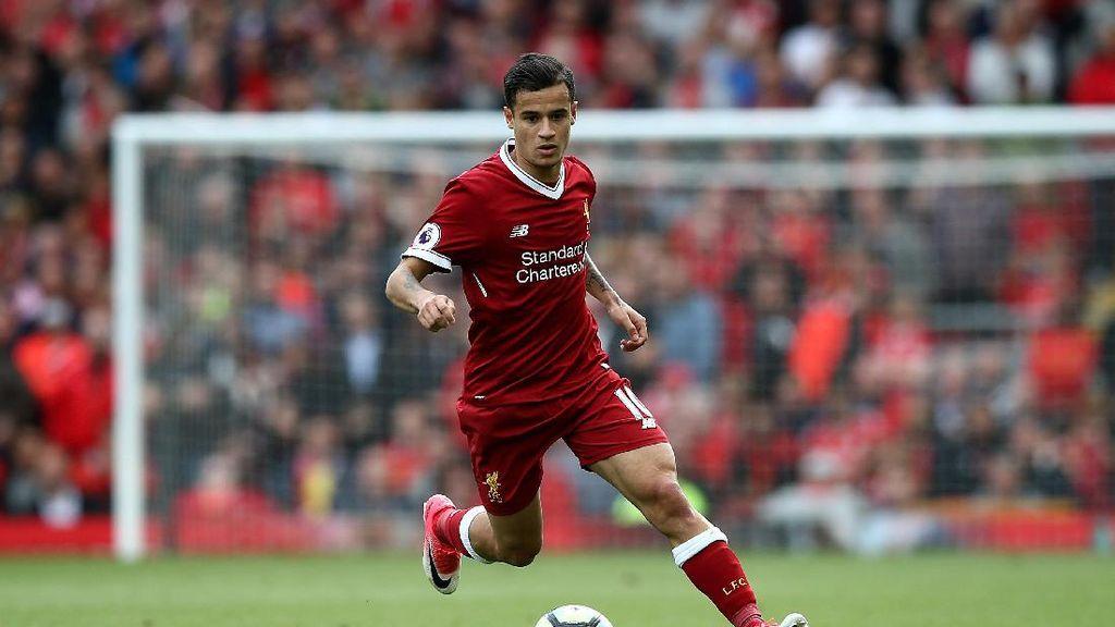 Untuk Ketiga Kalinya, Liverpool Tolak Tawaran Barca untuk Coutinho