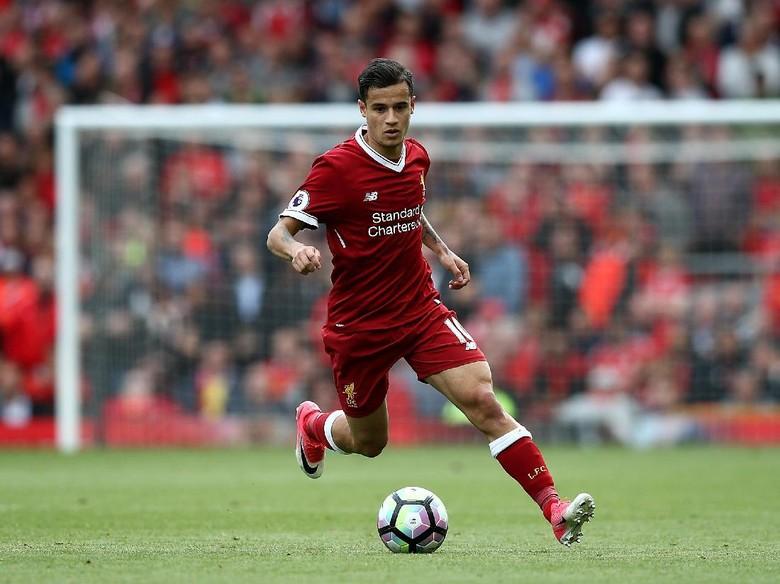 Gagal Dapat Keita dan Van Dijk, Liverpool Tolak Lepas Coutinho ke Barca
