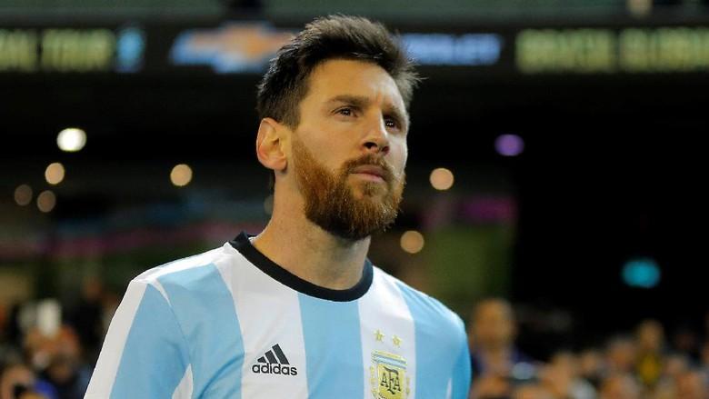 Soal Rekor Gol di Timnas, Messi Lebih Lambat dari Dugaan Batistuta