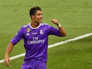 Motivasi Ronaldo: Jadi Lebih Baik dari Neymar, Messi, Lewandowski, Higuain