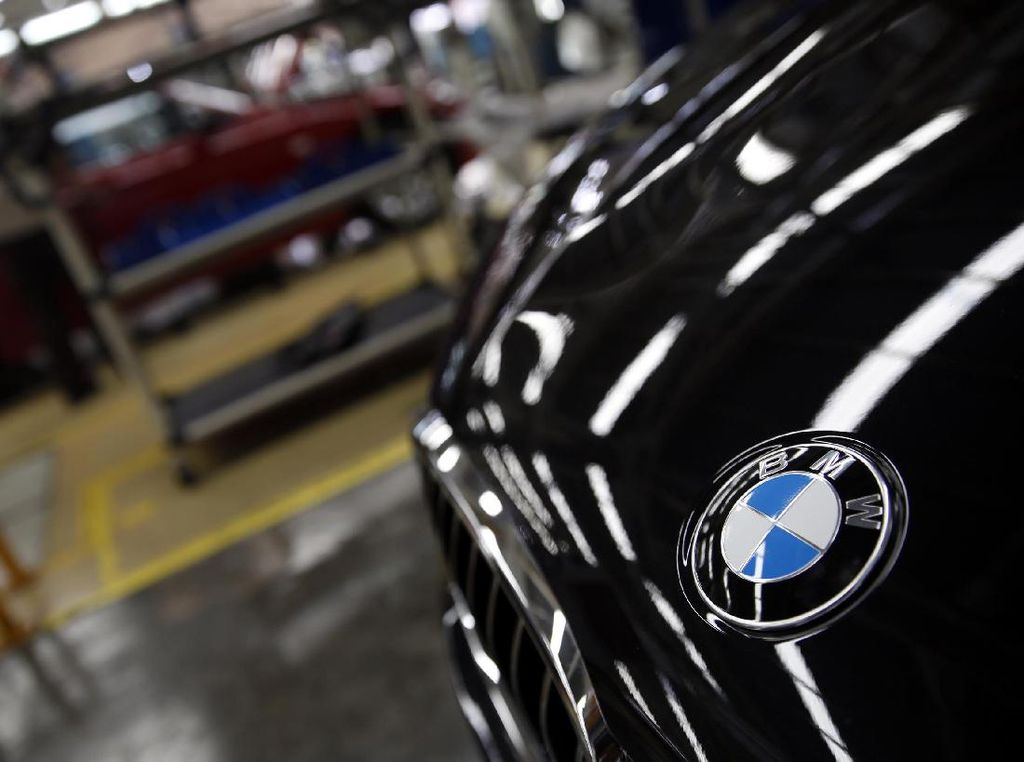 Berpotensi Terbakar, BMW Tarik 1,4 Juta Mobil