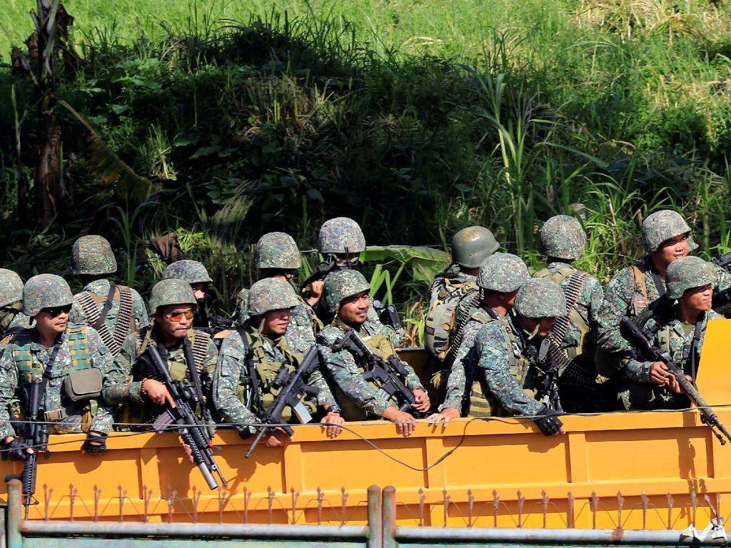 2 Pemimpin Pro-ISIS Tewas, Filipina: Marawi Akan Bebas Teroris