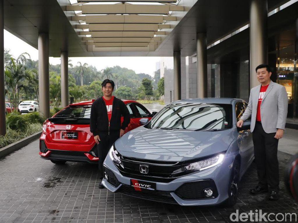 Sejak 9 Juni, Honda Civic Hatchback Sudah Dipesan 26 Unit