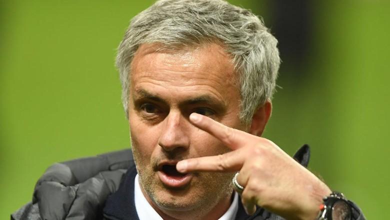 Mourinho Selalu Juara Liga di Musim Kedua, di MU Bagaimana?