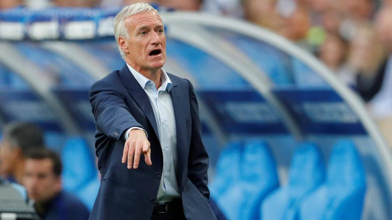 Deschamps Bela Penampilan Lloris