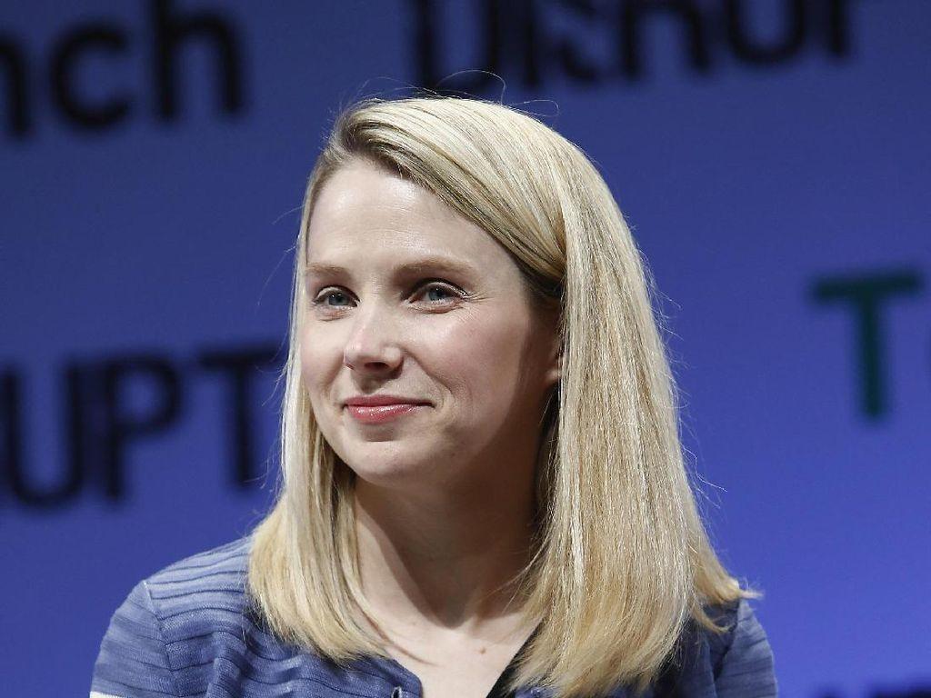 Lengser dari Yahoo, Marissa Mayer Kembali Pakai Gmail