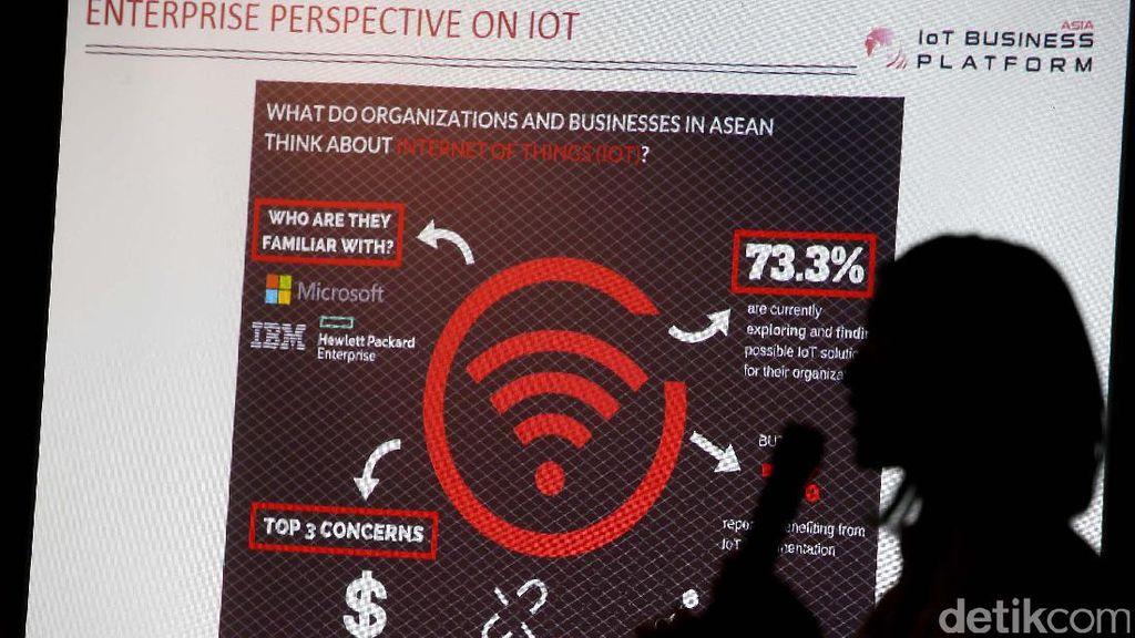 Asia IoT Business Platform 2017 Siap Digelar di Jakarta