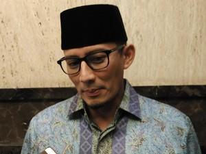 Selain Djarot, Sandiaga Juga akan Bertemu Jokowi Saat Lebaran