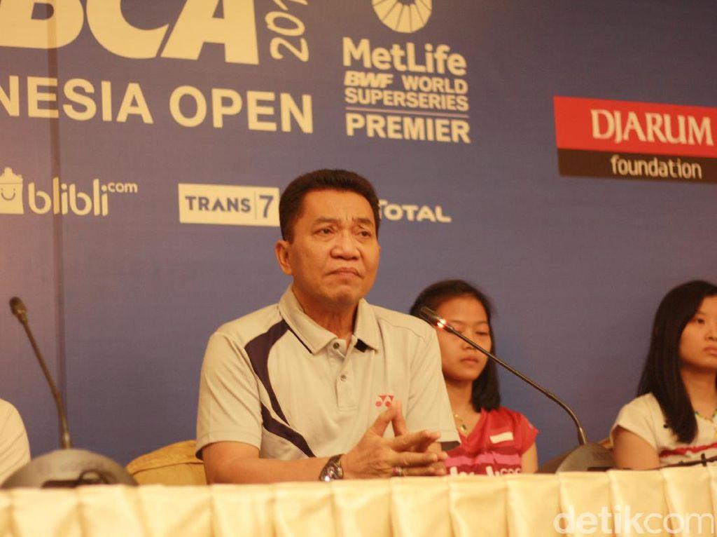 Ibu Kota Pindah, Indonesia Open dan Indonesia Masters Tetap di Jakarta