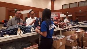Dari Kaus Hingga Celana Levis Mulai Rp 50.000 di JCC