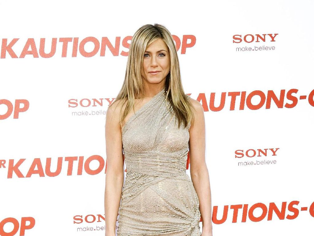 Jennifer Aniston Gagal Dapat Job Gara-gara Mayonaise