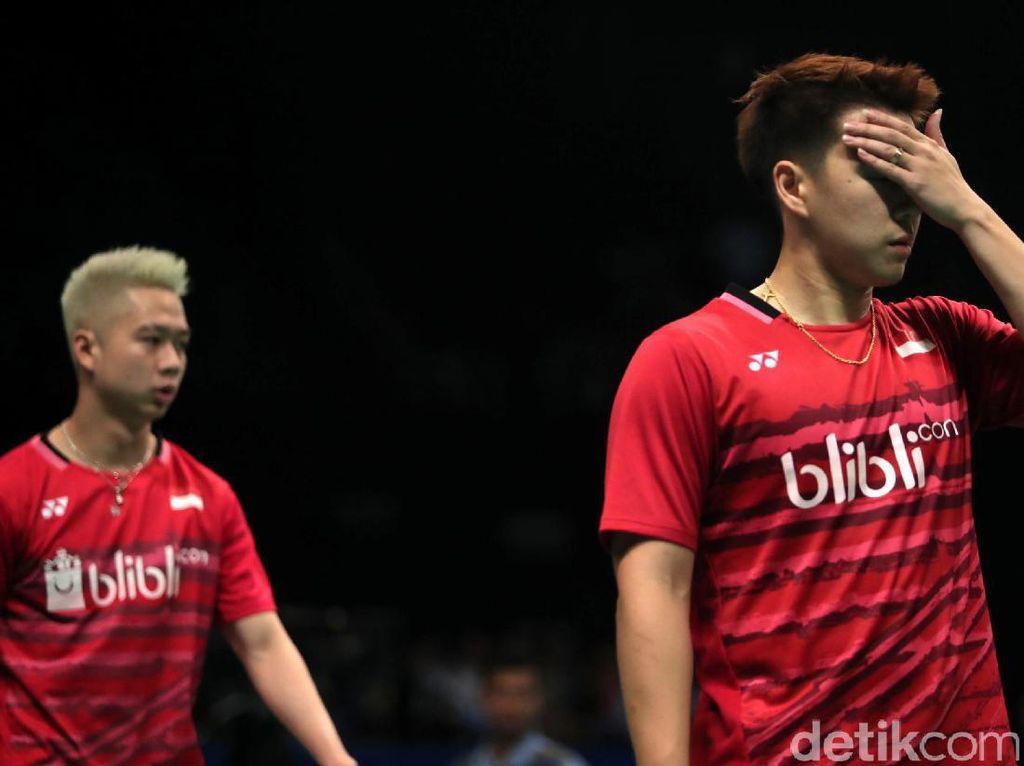 Tampil Buruk di Indonesia Open, Ganda Putra Diajak Liburan ke Bali