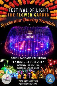Mudik ke DI Yogyakarta, Bisa Nonton Festival of Lights Kaliurang