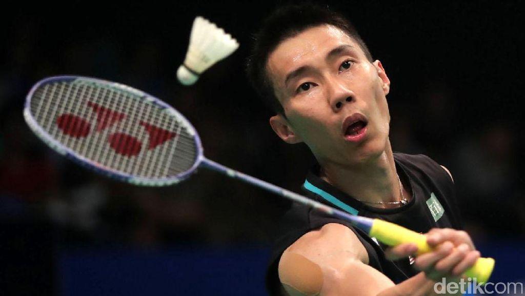 Lee Chong Wei Kalah di Babak Kedua Indonesia Open