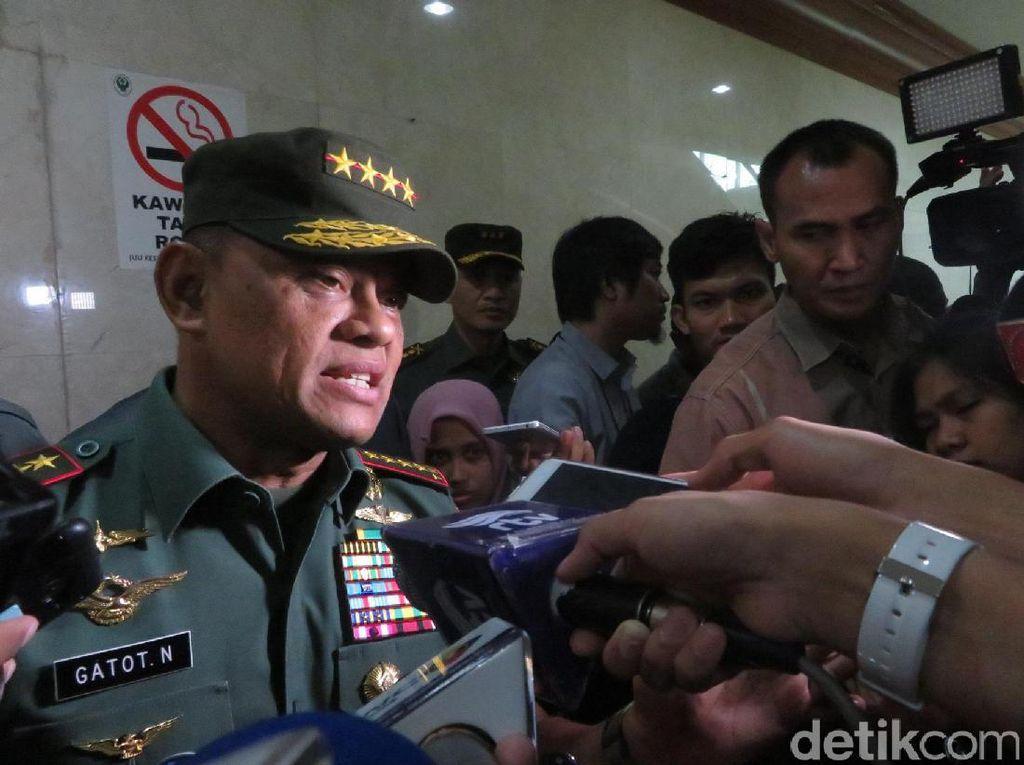 Oknum TNI Ngamuk dan Pukul Polantas, Panglima TNI: Saya Mohon Maaf