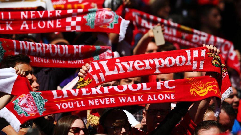 Batal Terbang, 1.000 Fans Liverpool Terancam Gagal Nonton Final Liga Champions