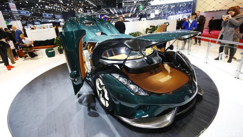 Mobil Super Miliaran Rupiah Uji Tabraknya Bagaimana Ya?