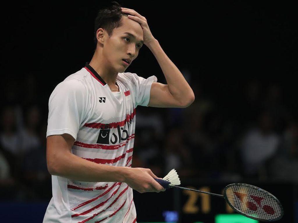 Jadi Runner-up Korea Open, Jonatan: Puji Tuhan