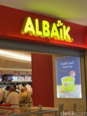Aneka Foto Tempat Makan Enak di Makkah