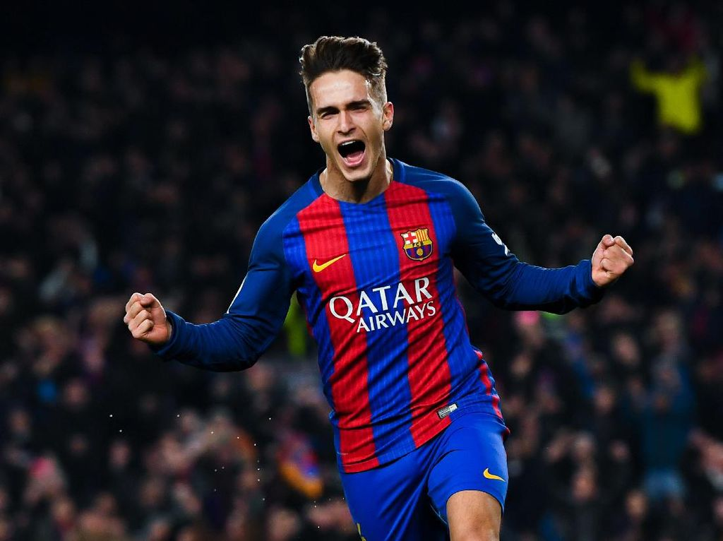 Diabaikan Barcelona, Denis Suarez Mau Pergi Saja