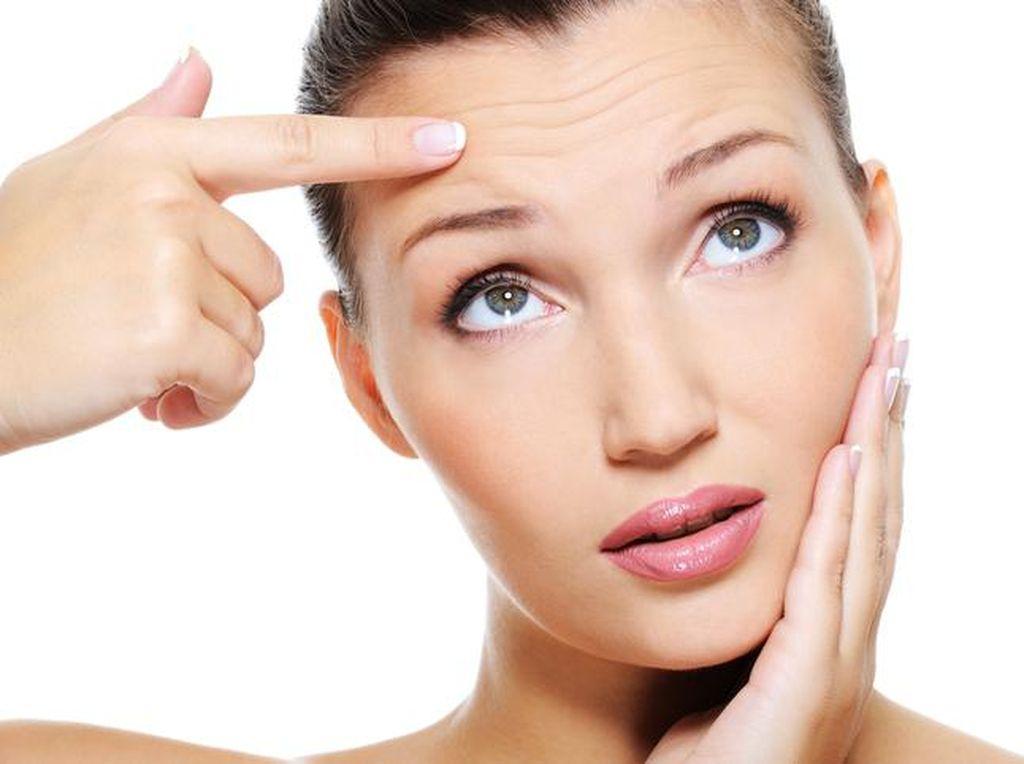 5 Kerutan di Wajah yang Bisa Ungkap Kondisi Kesehatan Tubuh Kamu
