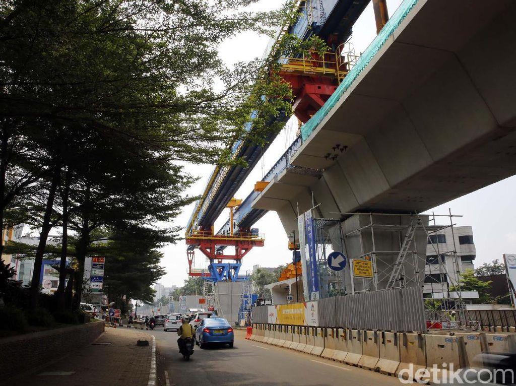 Agustus 2018, Kelapa Gading-Rawamangun Tersambung LRT