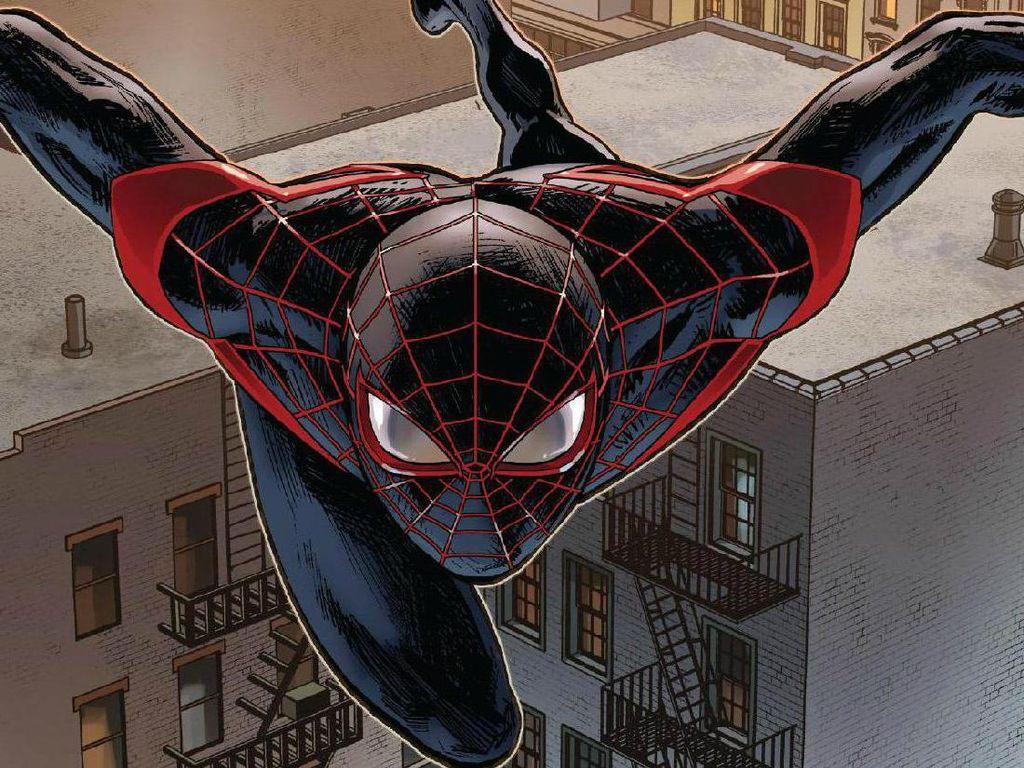 Marvel Goda Pembaca dengan Clone Saga Milik Miles Morales