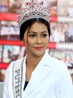 Cerita Sedih Bunga Jelitha, Alami <i>Bullying</i> Pasca Jadi Puteri Indonesia 2017