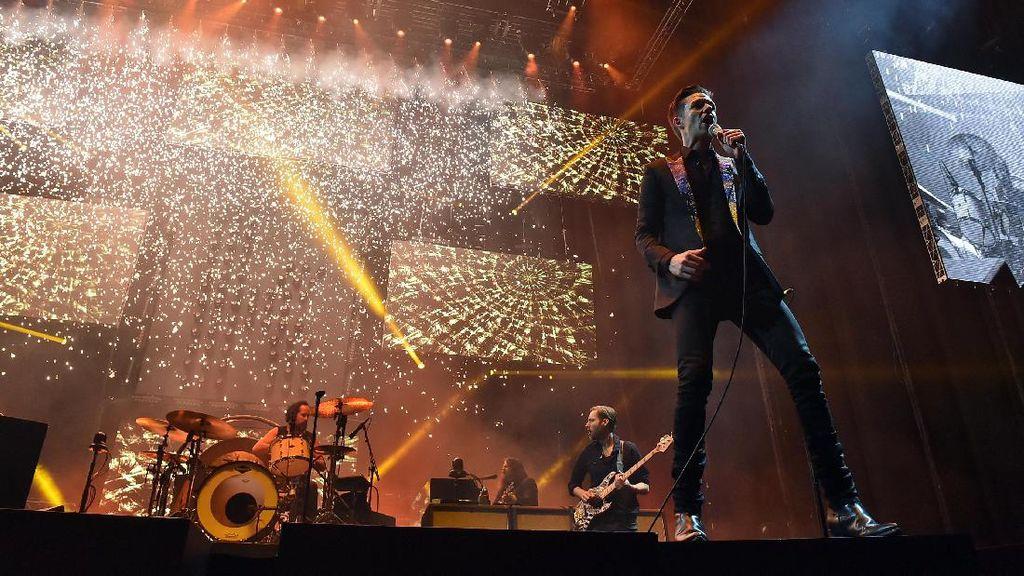 Album Wonderful Wonderful The Killers Terlaris di Amerika