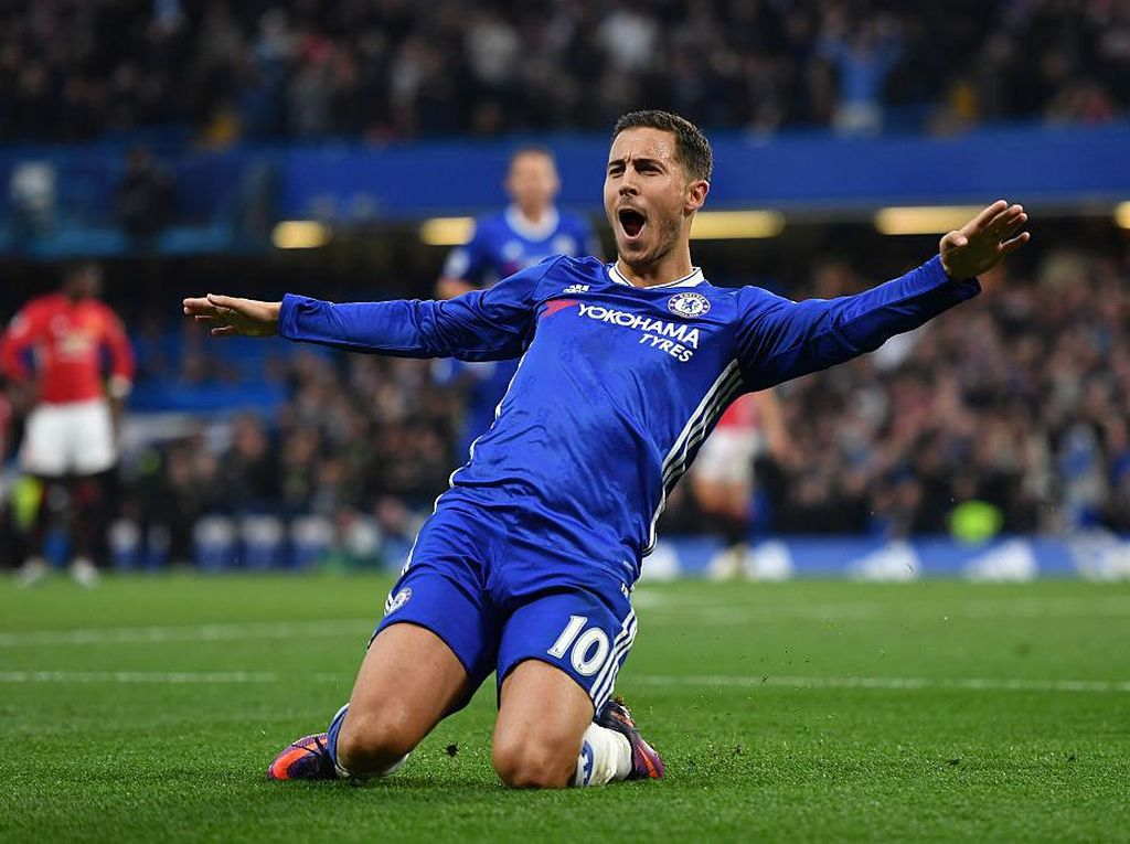Target Utama Hazard Musim Ini: Menjuarai Liga Champions