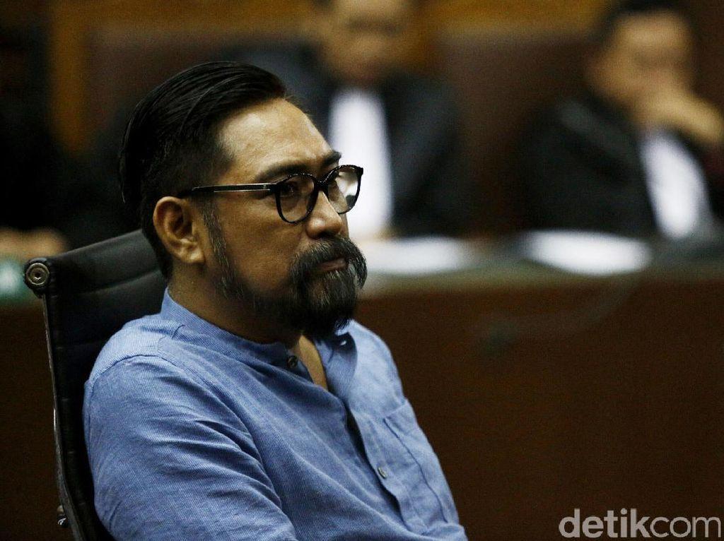 Choel Mallarangeng Hadapi Sidang Putusan Kasus Hambalang Hari Ini
