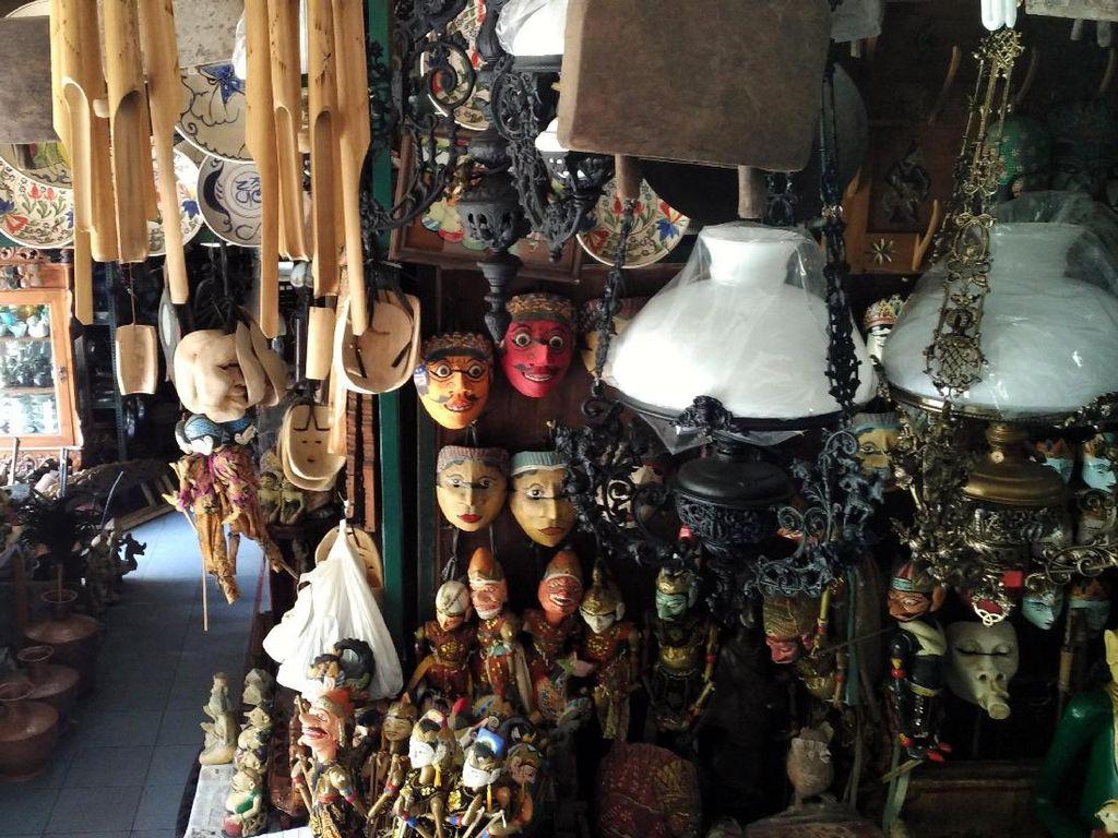 Mudik ke Solo, Merawat Kenangan di Pasar Triwindu