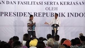Jokowi Bagikan 2.500 Sertifikat Tanah ke Warga Jateng