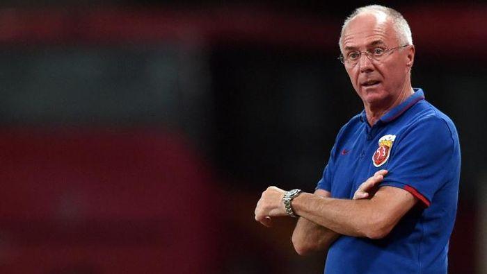 Sven-Goran Eriksson pernah berikai dengan Sir Alex Ferguson. (Foto: AFP/Johannes Eisele)