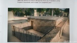 Terungkap, Bentuk Rumah Nabi Muhammad