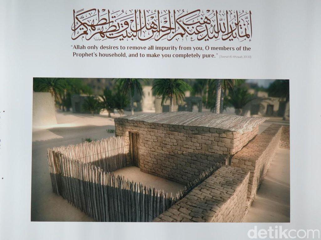 Foto: Wujud Asli Rumah Nabi Muhammad