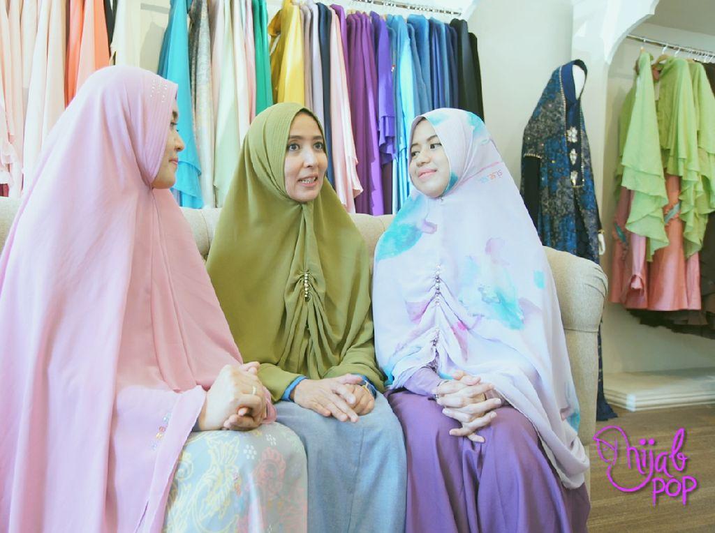Video: Kisah Sukses 3 Kakak Beradik Bisnis Hijab Syari di Indonesia