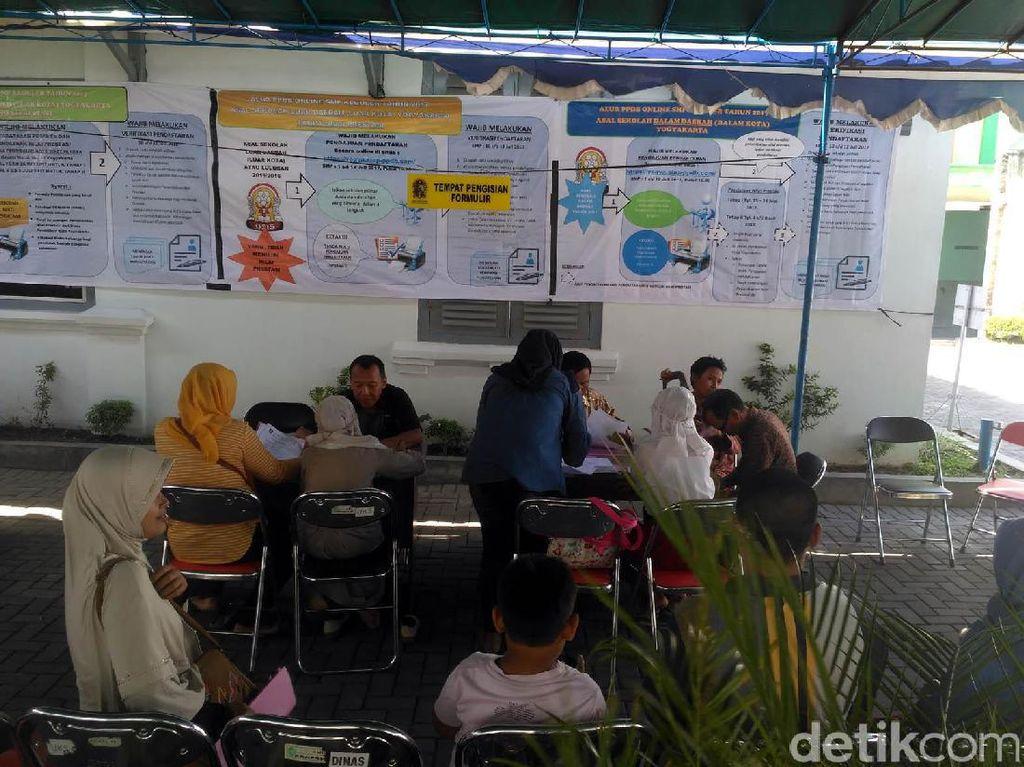 Penerimaan Siswa SMP di Bantul Diduga Ada Praktik Manipulasi