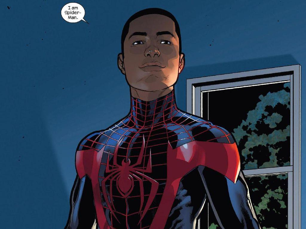 Game Spider-Man Anyar Munculkan Pengganti Peter Parker