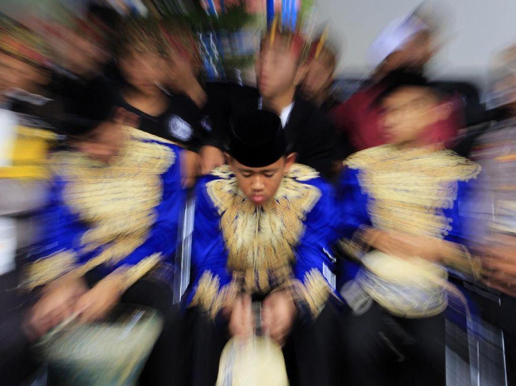 Kapolres Bandung Gelar Jambore Santri dan Dai Kamtibmas