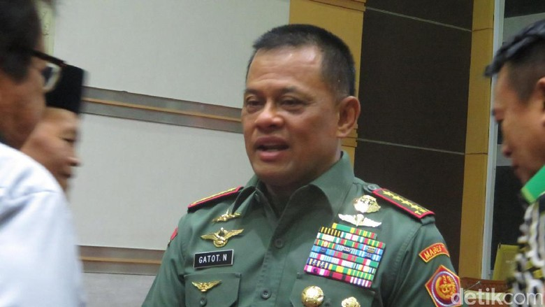 Setara: Panglima TNI Cari Momentum Politik, Jokowi Mesti Hati-hati