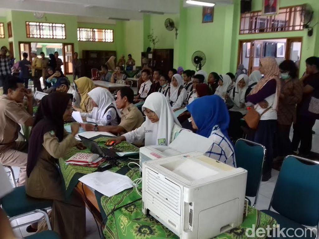 Dampak Pergub 9/2017,  Kuota PPDB SMAN 1 Kota Magelang Tak Terpenuhi