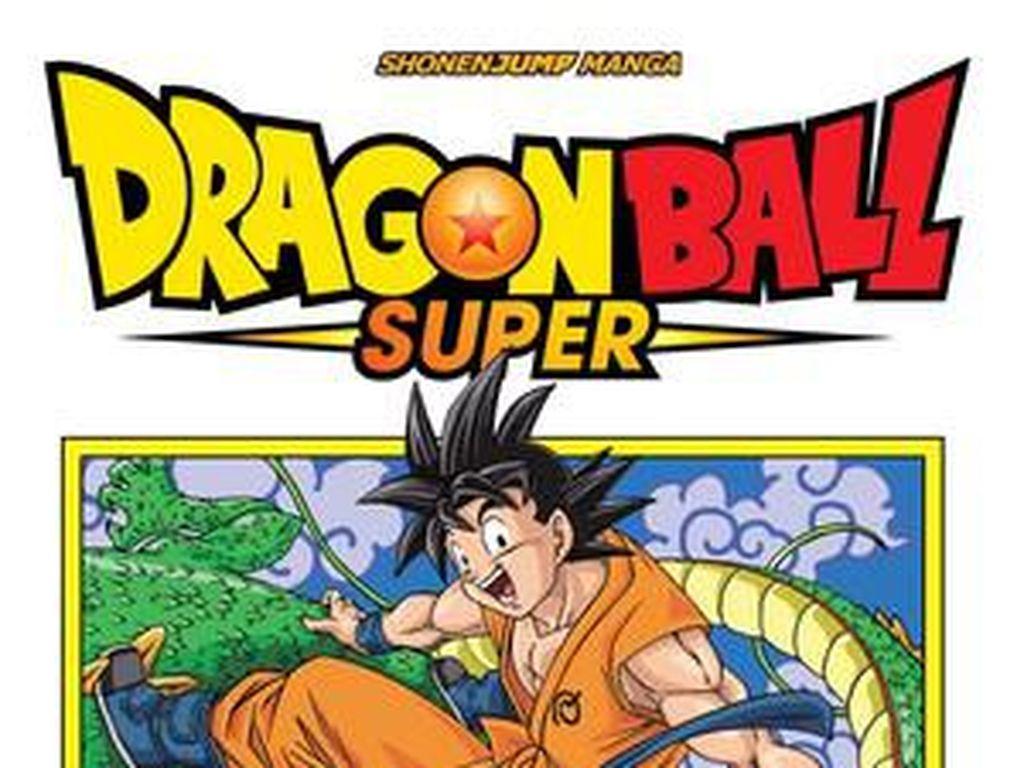Manga Dragon Ball Super Masuk Deretan Terlaris di AS