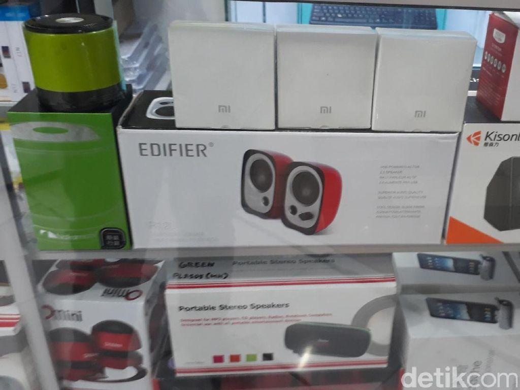 Speaker Bluetooth Rp 300 Ribuan Laris Dibeli Jelang Lebaran