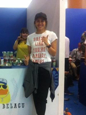 Yuk, Mampir ke Lapak Bella dan Vita di Indonesia Open